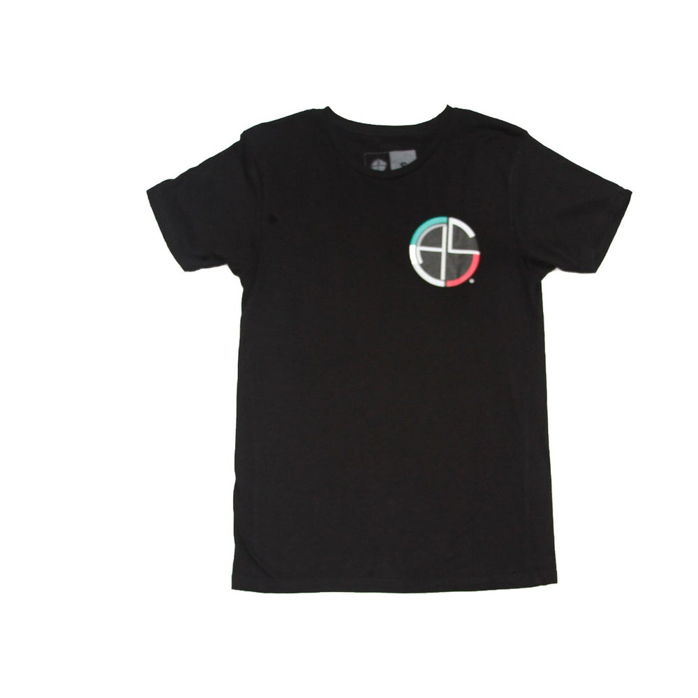 "Image of C.A.S. ""Members Only"" Black Tee"