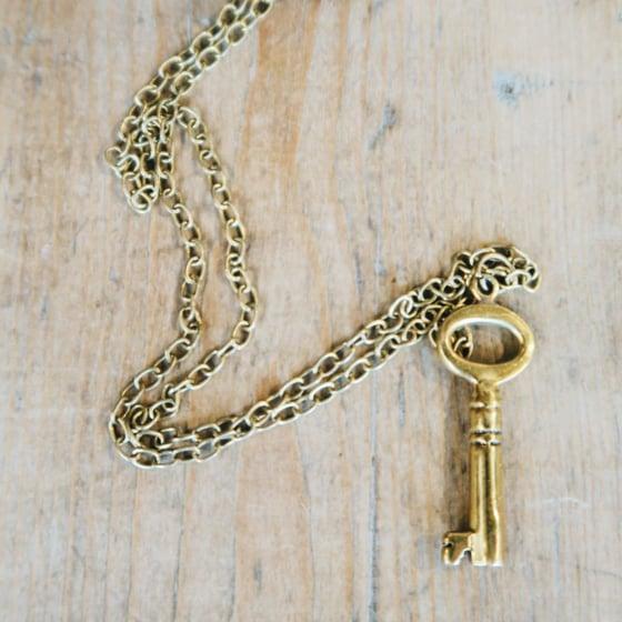 Image of  Key Necklace