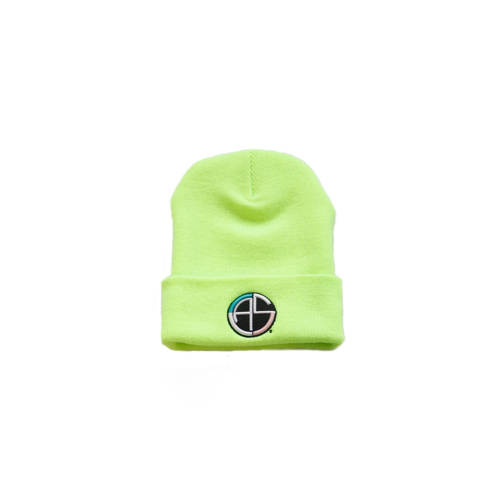 Image of C.A.S. Safety Yellow Beanie
