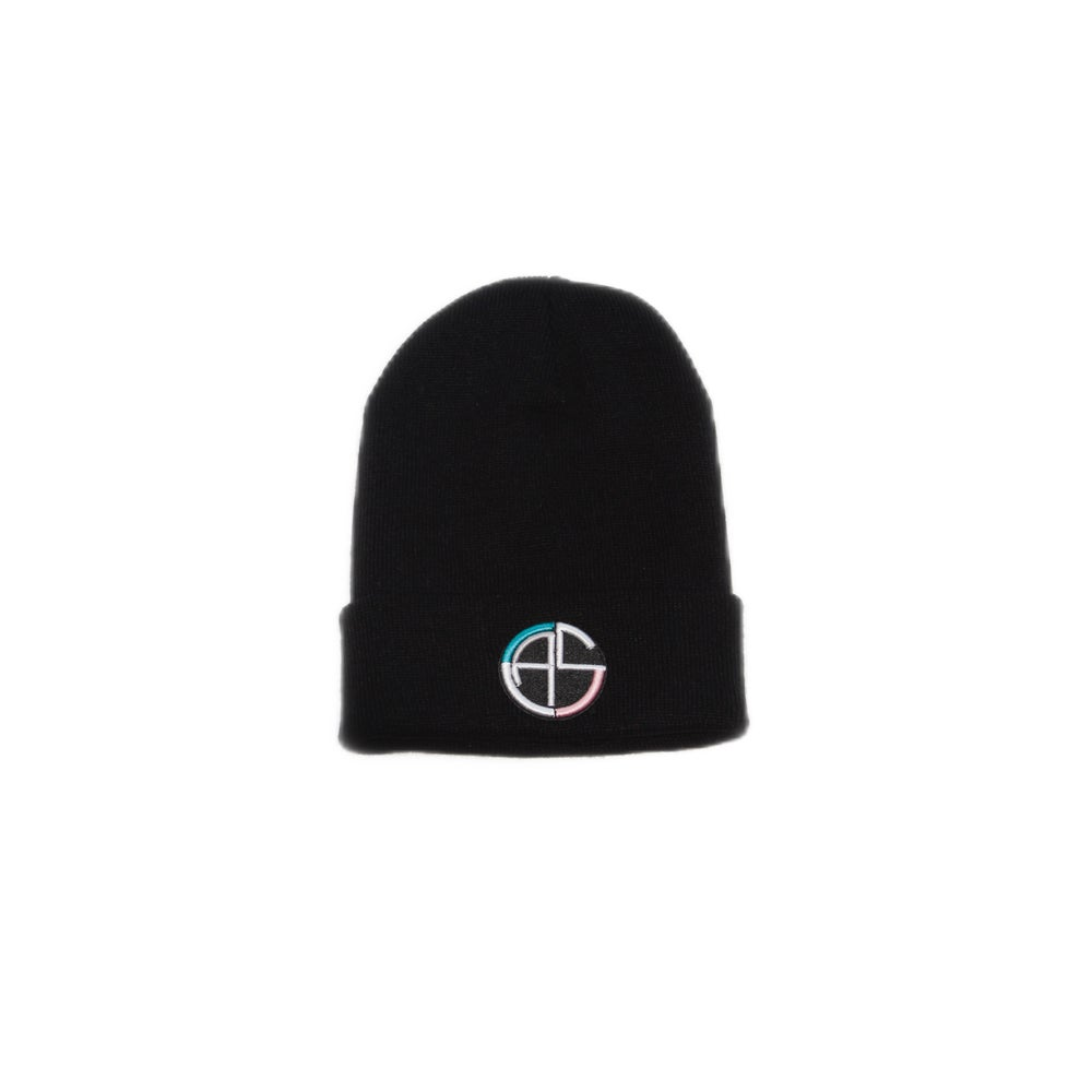 Image of C.A.S. Black Beanie