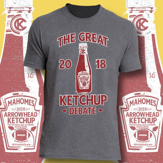 Image of NEW: The Great Ketchup Debate