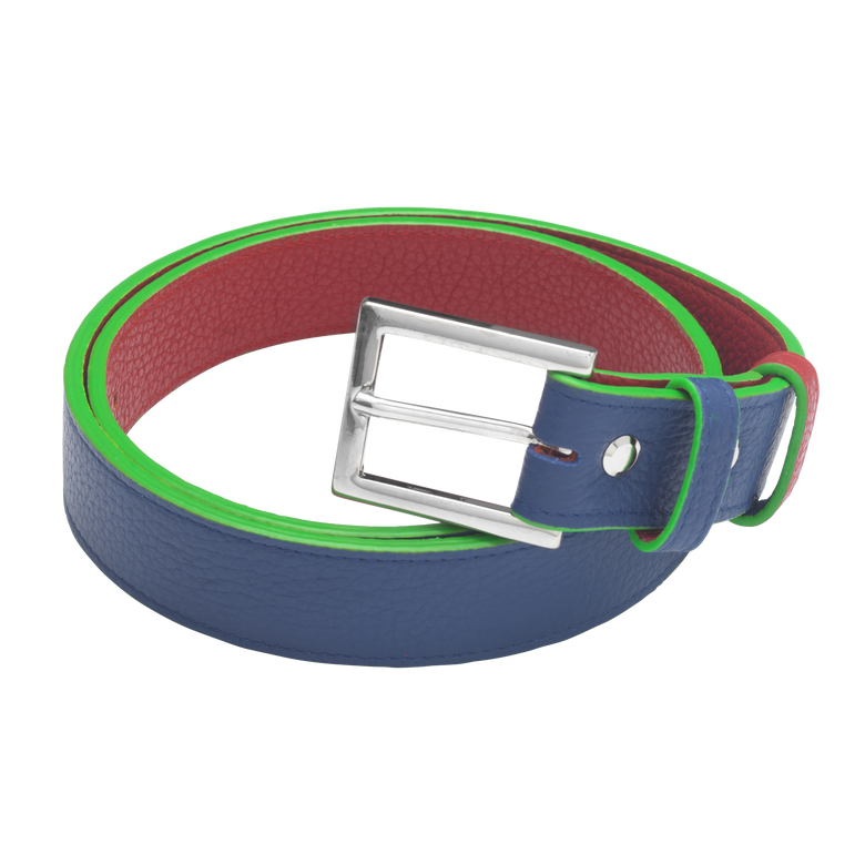 Image of Cobalt + Red + Green