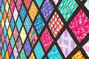 LatticeWork Paper Quilt Pattern by Christa Watson (CQ121)