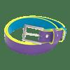 Purple + Blue Belt