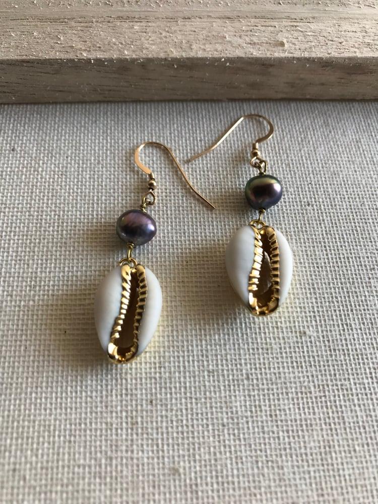 Image of Milta - Boucles d'oreilles - 14 carats