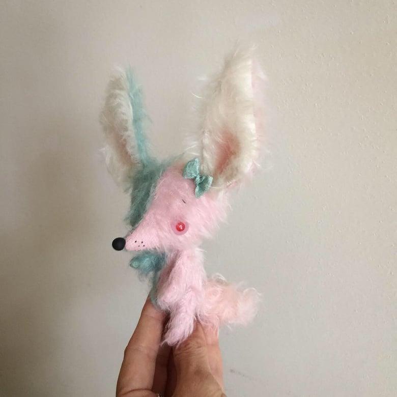 Image of Pauline the Fennec Fox