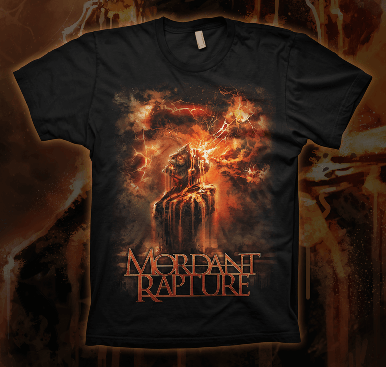 Image of MORDANT RAPTURE - Brainstorm Tee