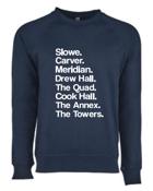 Image of Old Howard Remembers - Crewneck Sweatshirt