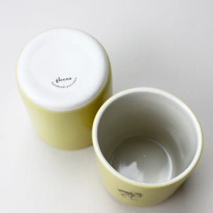 Image of set of two 10oz tumblers, chicken and baby chick