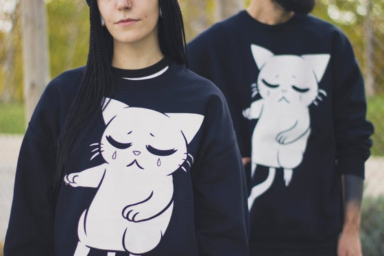 Image of Skate Poch Collection Sweatshirt