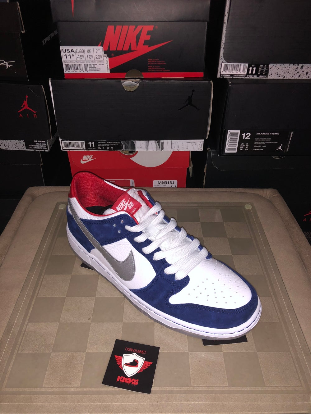 info for afddd 44bf3 Nike Dunk Low Pro IW QS
