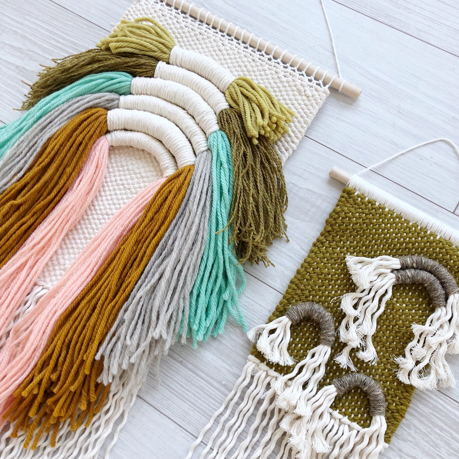 Image of Woven: Next Steps, Intermediate Weaving e-Course