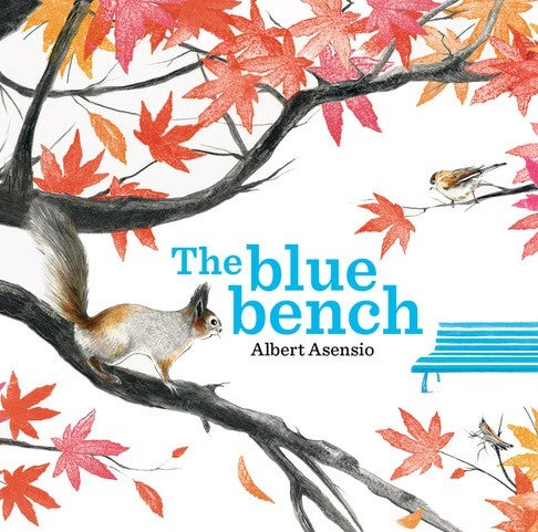 Image of The Blue Bench