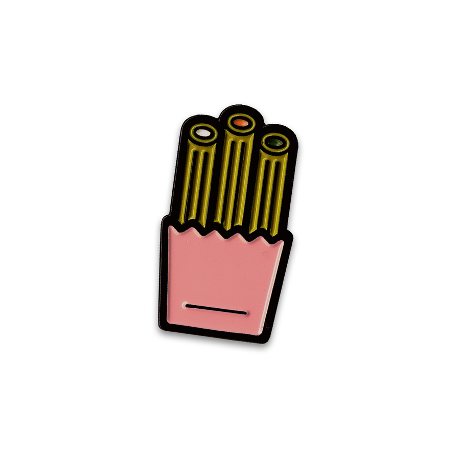Image of Churros Pin