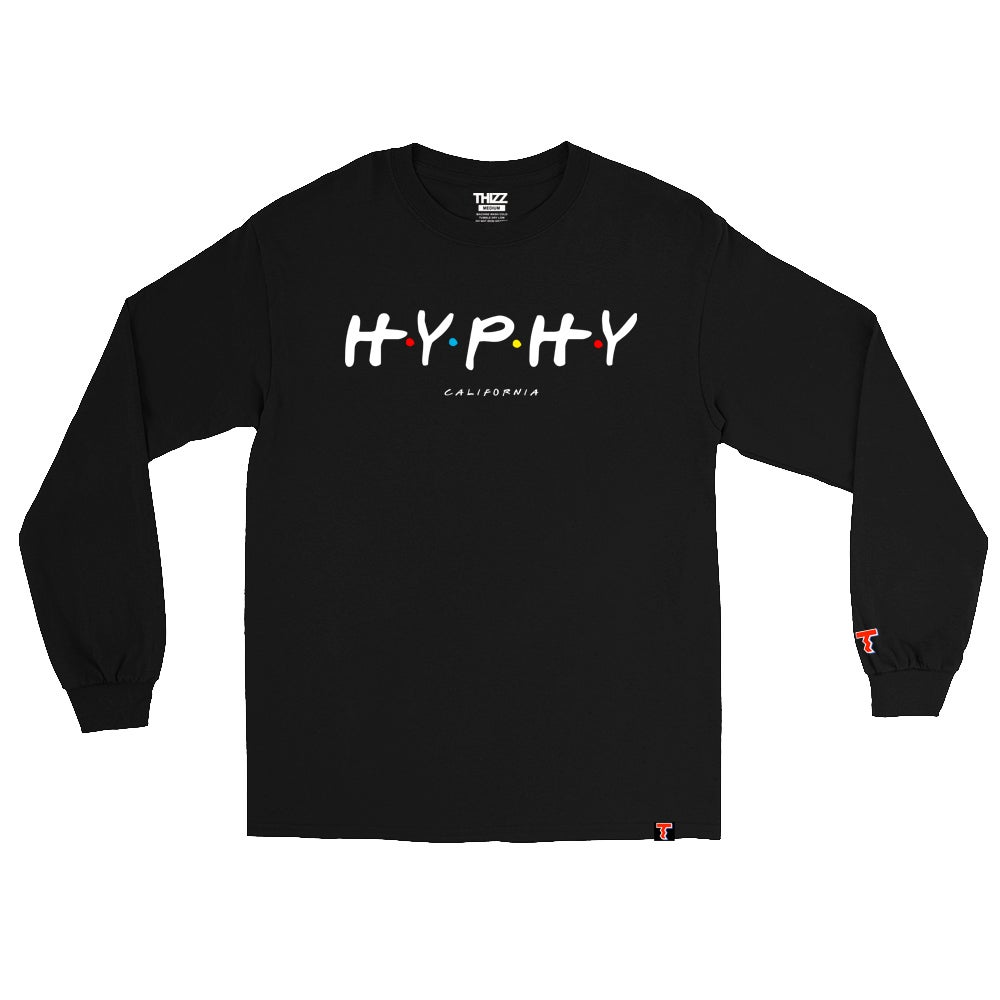 Image of HYPHY & FRIENDS - LONGSLEEVE