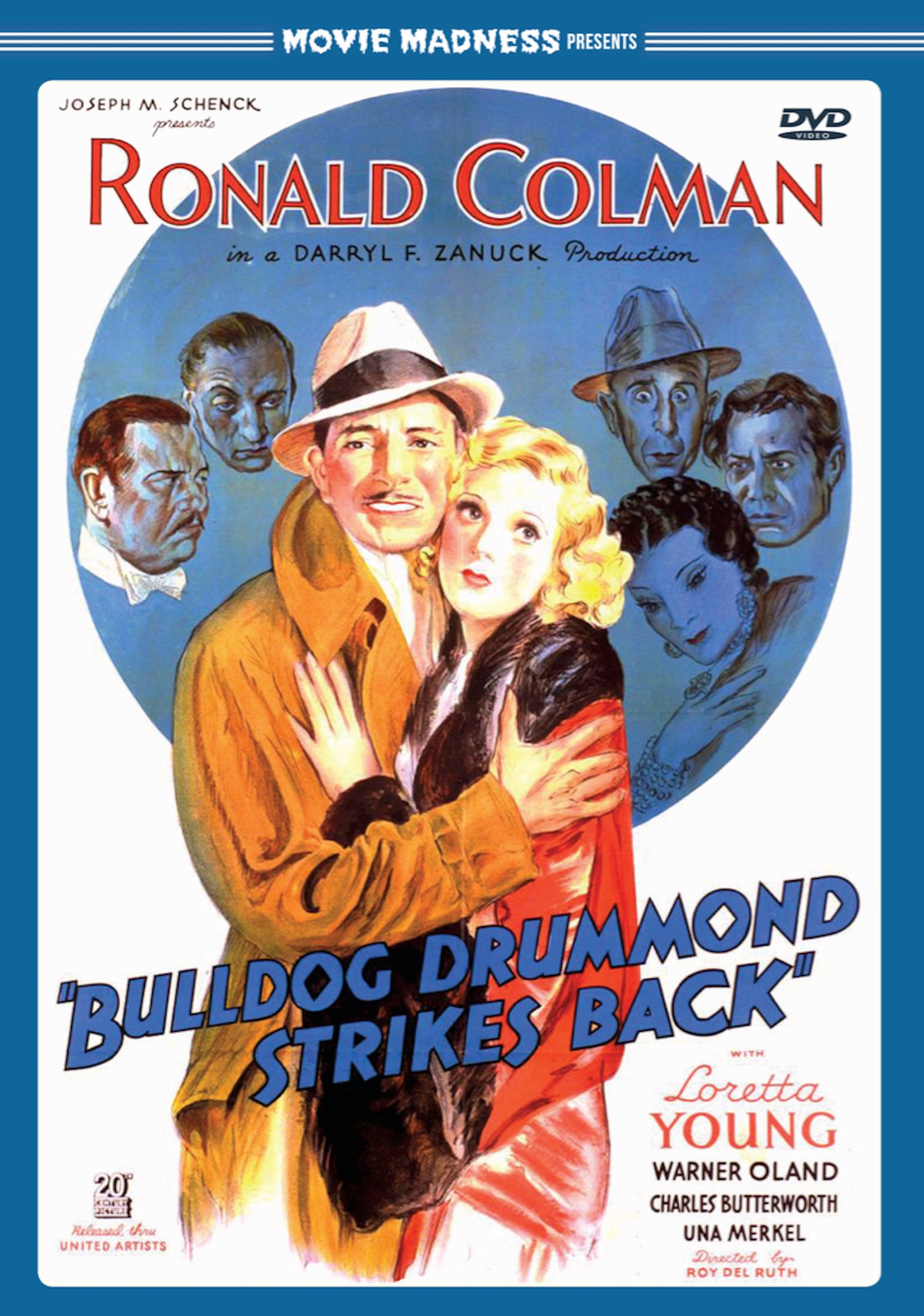 Image of Movie Madness Presents: Bulldog Drummond Strikes Back