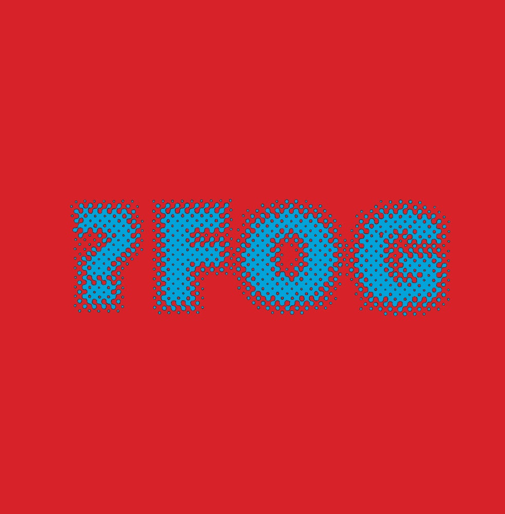 "Image of BP-005 ?Fog '7-inch Round Black Thing' 7"" EP"