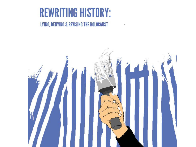 Image of Rewriting History: Lying, Denying & Revising The Holocaust