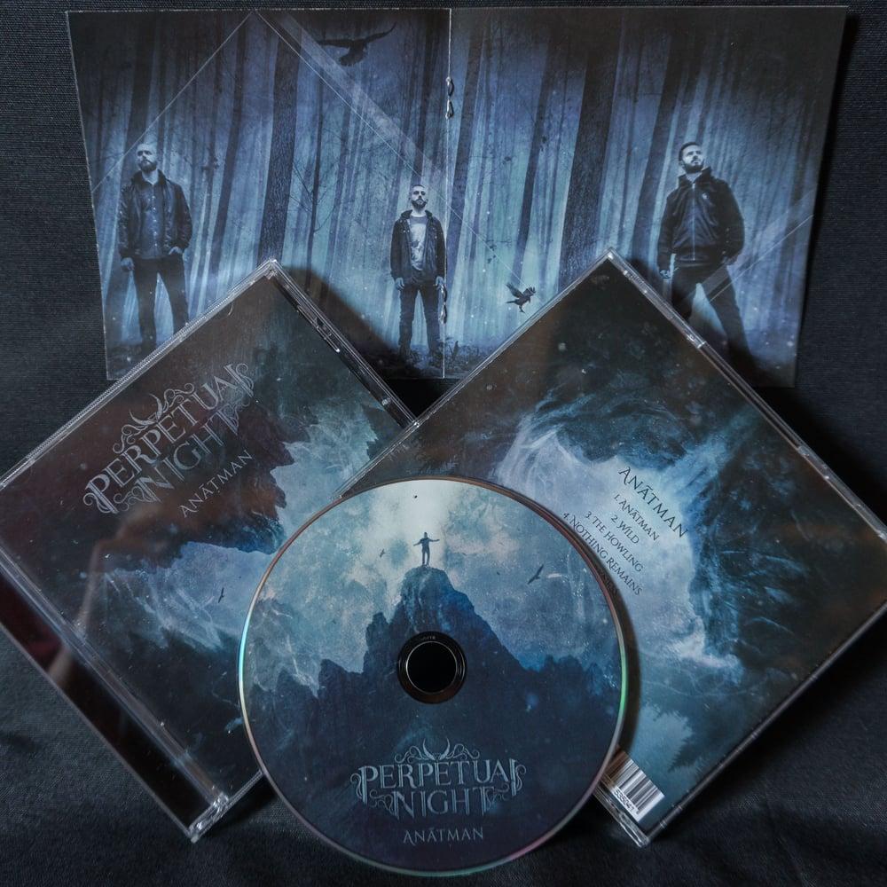 Image of Anâtman CD