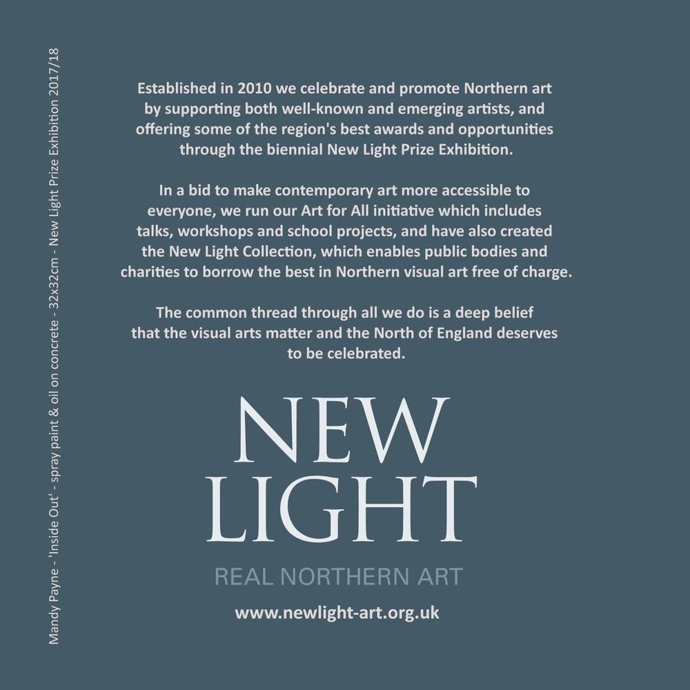 Image of New Light Greeting Card (Mandy Payne)