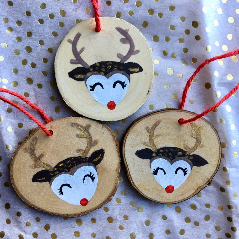 Image of Reindeer Decorations