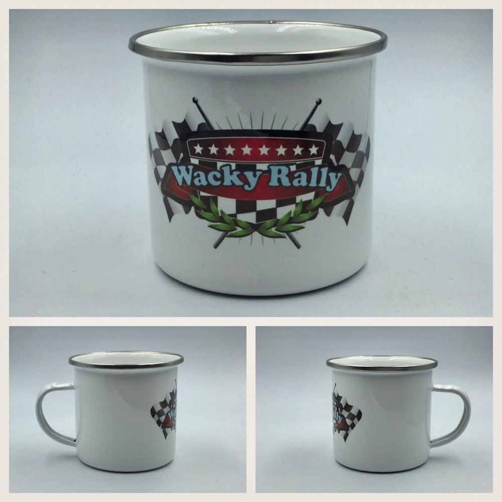Image of Wacky Enamel Mug