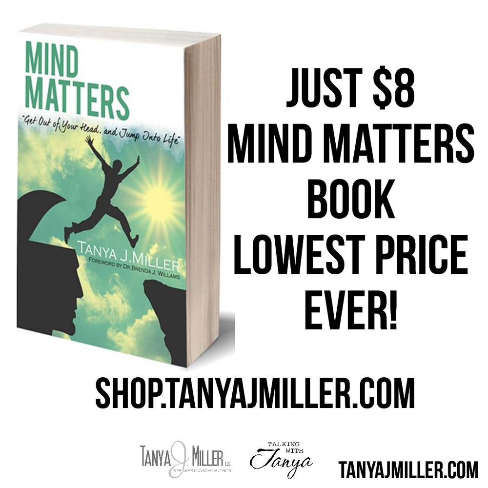 Image of Mind Matters: Get Out Of Your Head, and Jump Into Life SALE