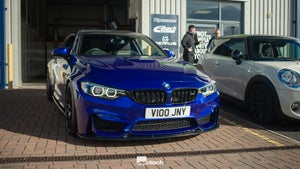 Image of Carbonspeed V2 front BMW M3/M4 F80 F82 F83