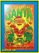 Image of Hail Santa Holiday cards!