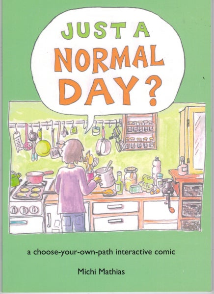 Image of Just a Normal Day