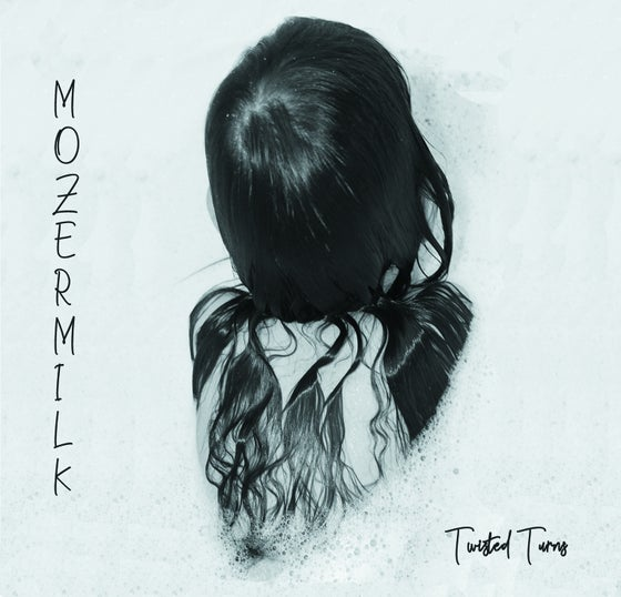Image of CD ALBUM - MOZERMILK - TWISTED TURNS