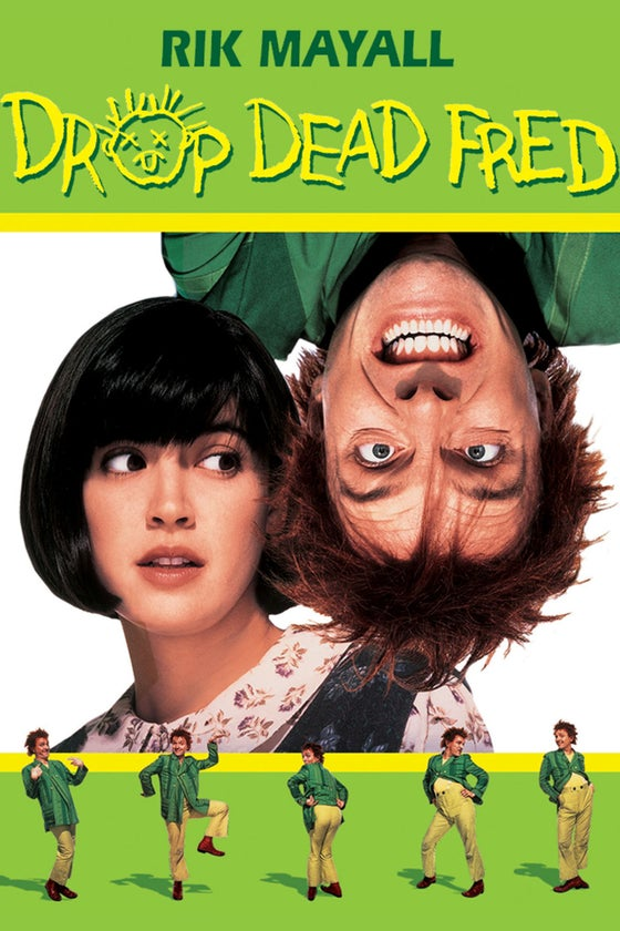Image of Drop Dead Fred - Screening 09/01