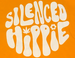 Image of PRE-ORDER Silenced Hippie T-Shirt // Orchid, White Font (PRE-ORDER)
