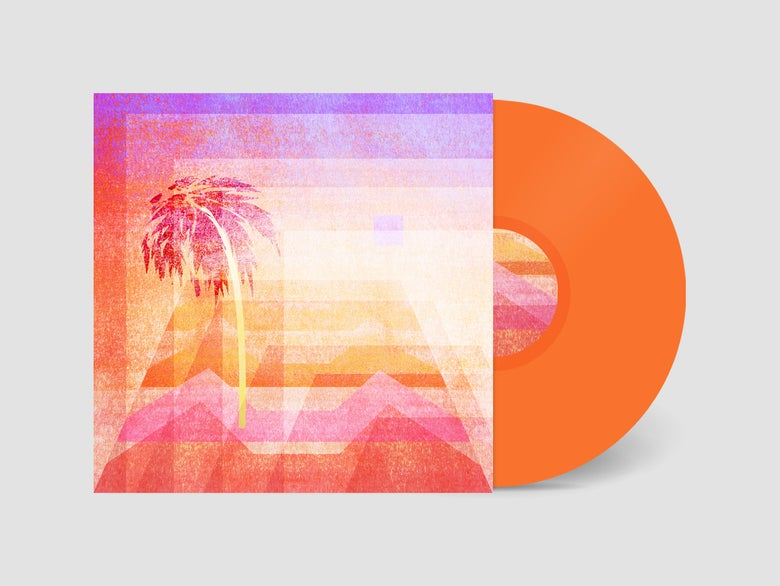 Image of FABIO ORSI - Sterminato Piano LP  [ltd.175 ORANGE Vinyl]