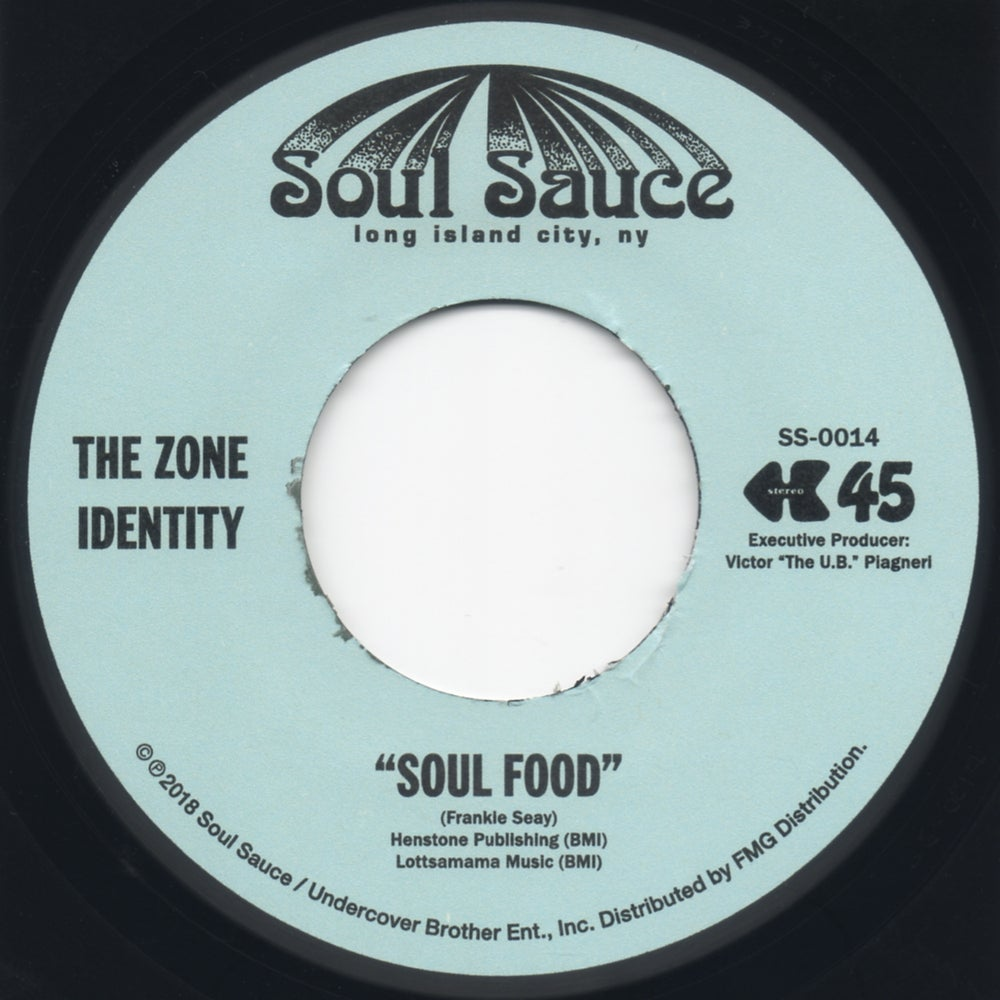 "Image of Soul Food / Melting Pot [2nd Press] - 7"" Vinyl"