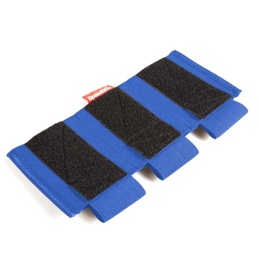 Image of SpeedQB Proton Mag Pouch - Rifle (Triple Stack) - BLUE