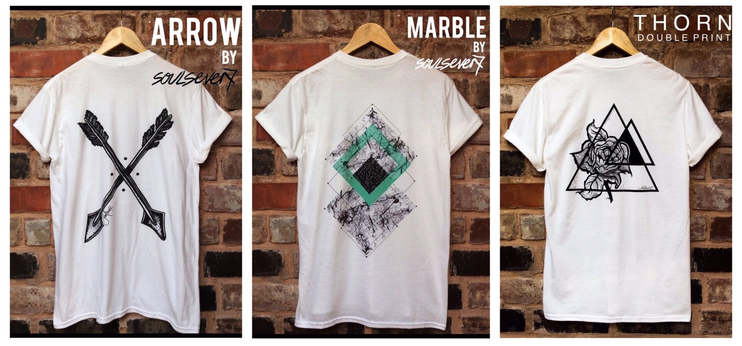 Image of ARROW ▪️ MARBLE ▪️ THORN