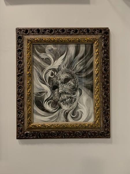 Image of 'Masquerade' Original by Tony Mancia