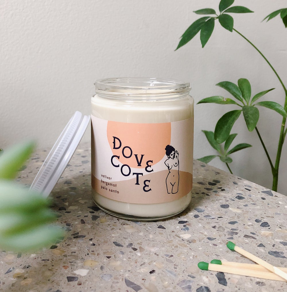 Image of Dovecote Soy Candle scent no.2