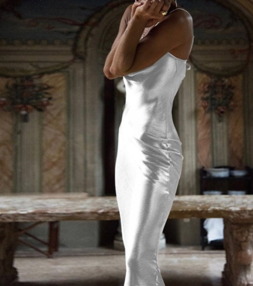 Image of Savannah  Dress Pearl