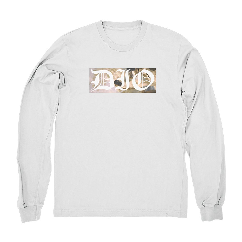 Image of DIO | L/S Tee - White