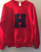 Image of Varsity Collection - (H) Red