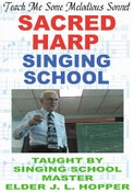Image of Sacred Harp Singing School - 2 DVD set