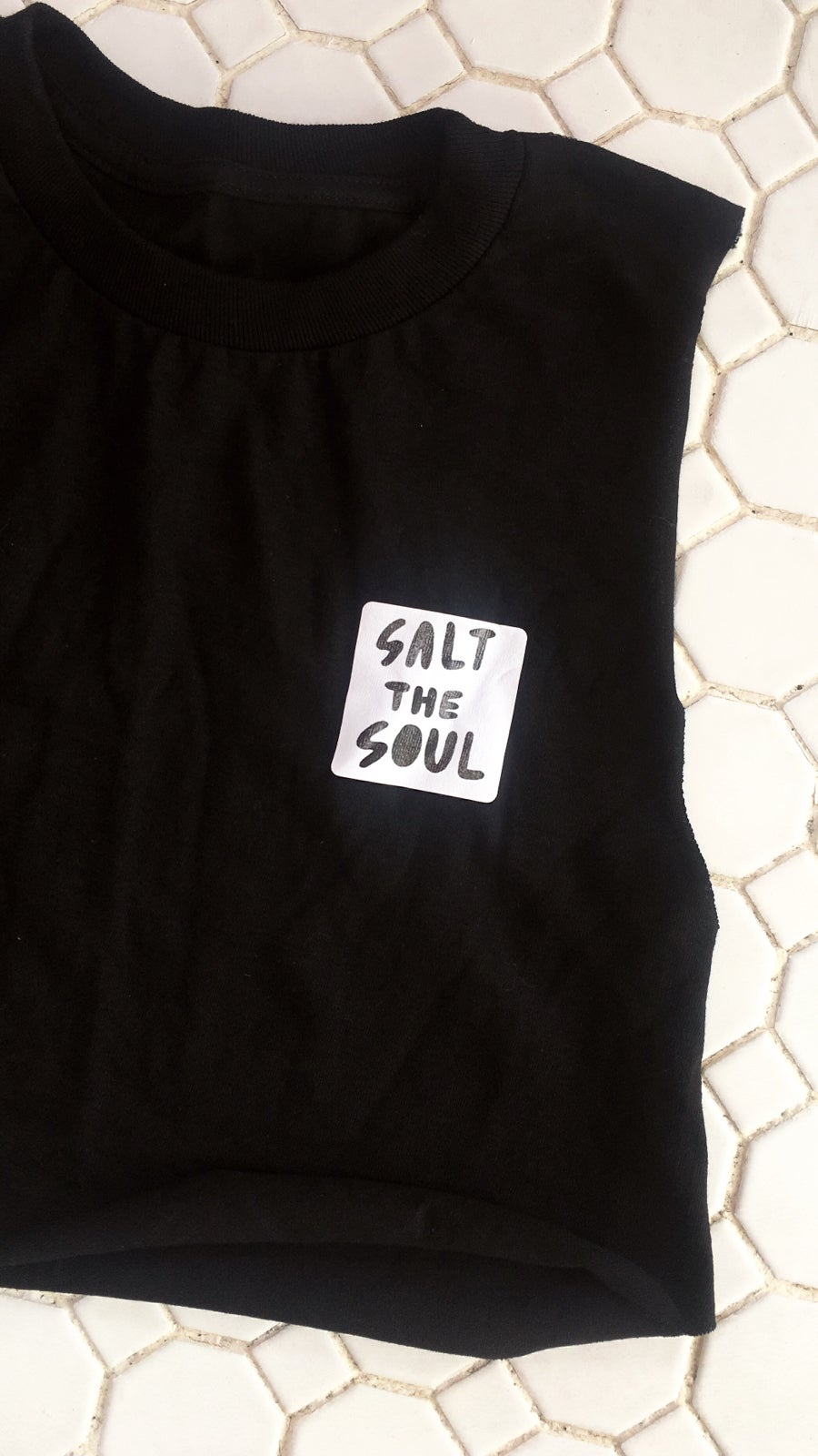 Image of SALT MUSCLE TEE