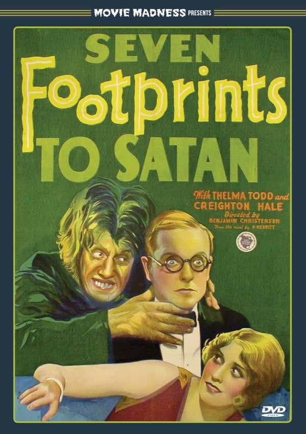 Image of Movie Madness Presents: Seven Footprints to Satan