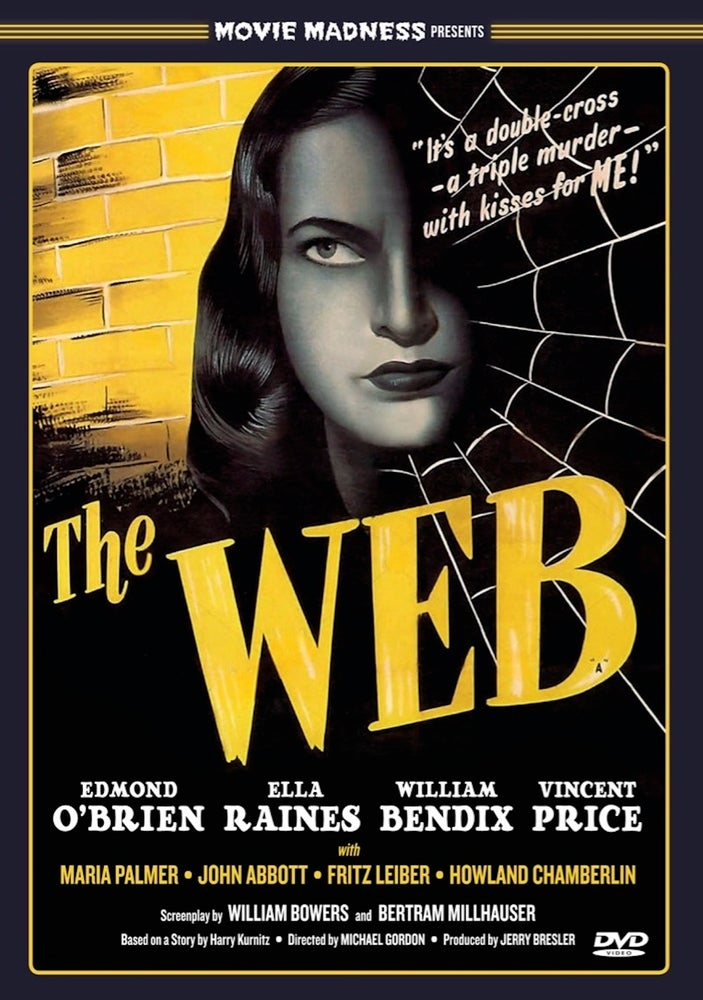 Image of Movie Madness Presents: The Web