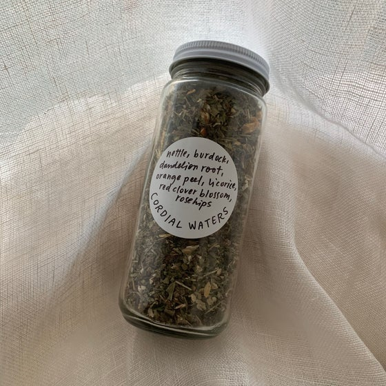 Image of Grounding Herbal Tea