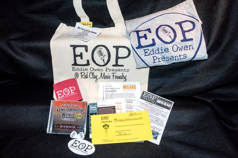 Image of EOP Holiday Gift Bag