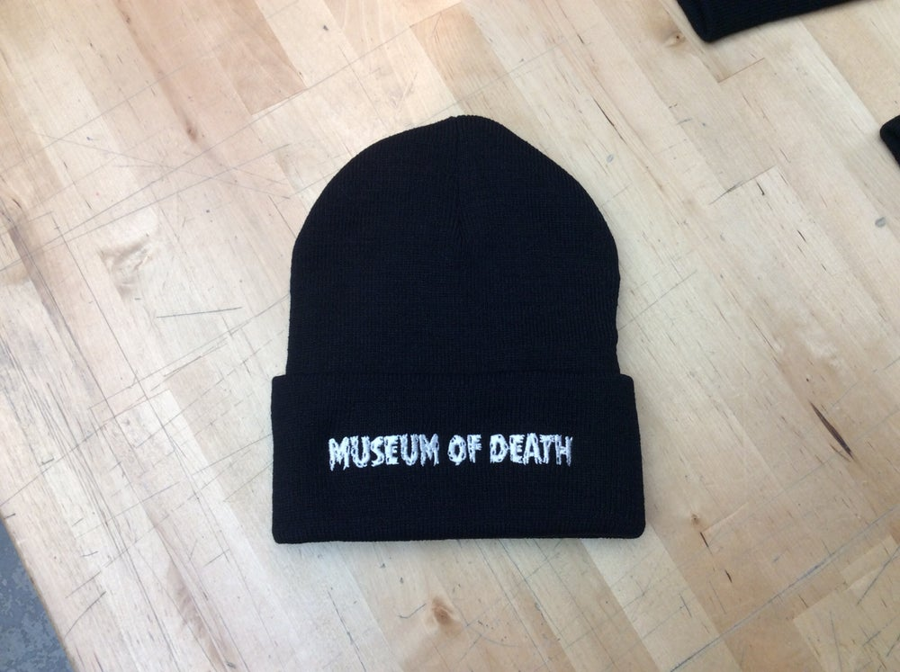 Image of M.O.D. Flip-up Beenie Black