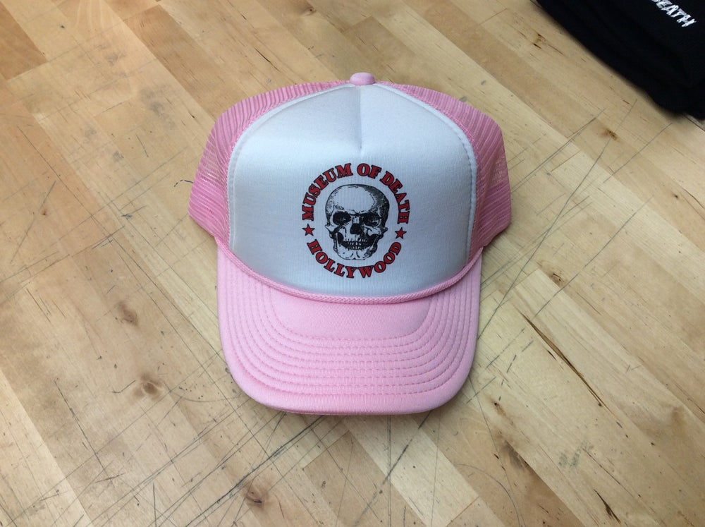 Image of Trucker Hat in PINK